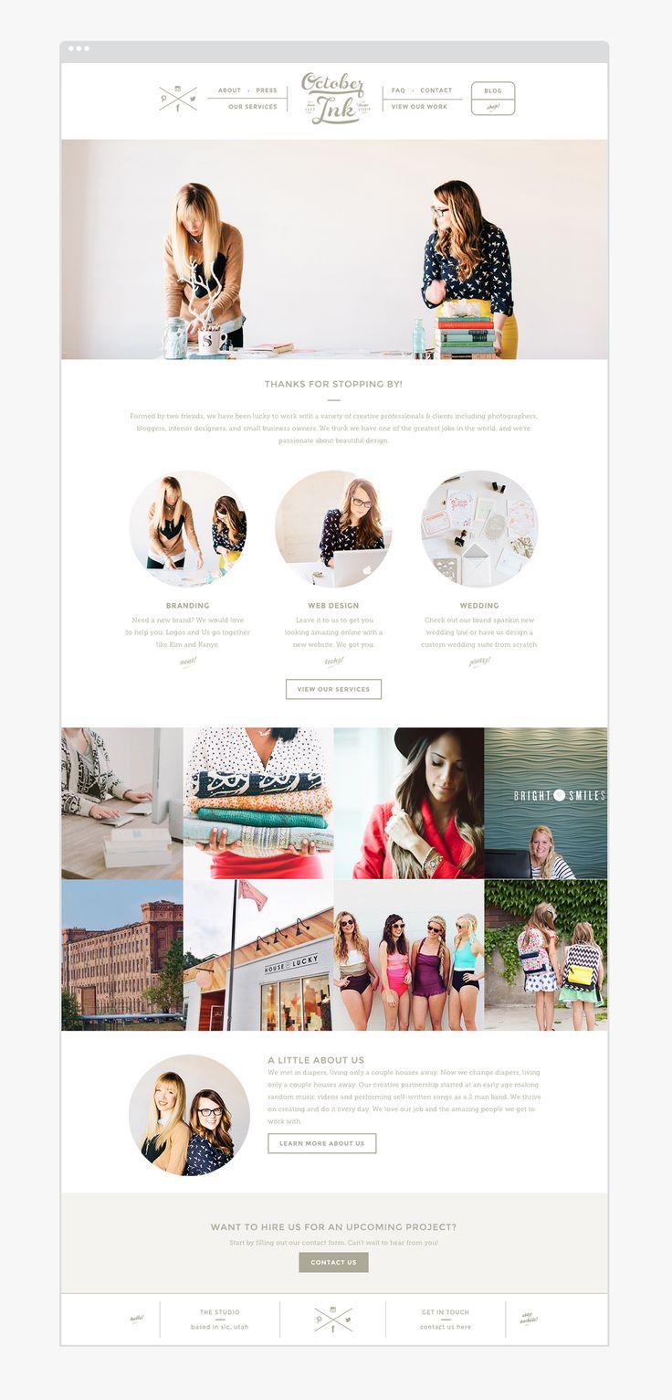 best website images on pinterest design websites web layout and