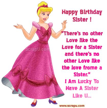 Happy Birthday Sister Comments                                                                                                                                                                                 More