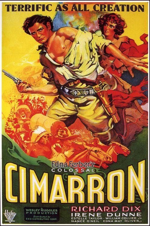 Cimarron (1931) Full Movie Streaming HD