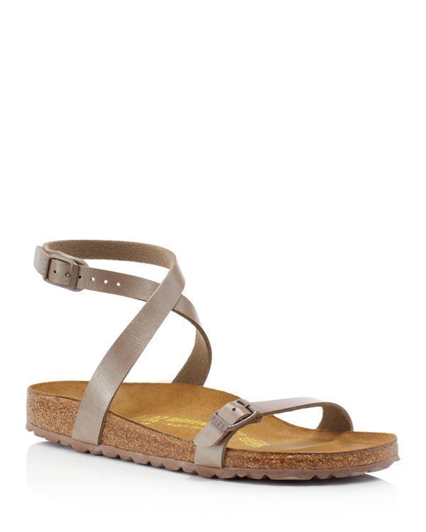 Birkenstock Daloa Ankle Strap Sandals                              …