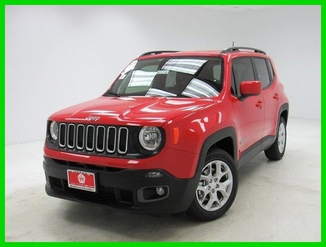 Ebay 2018 Jeep Renegade Latitude 2018 Latitude New 2 4l I4 16v Automatic Fwd Suv Premium Jeep Renegade Jeep Renegade