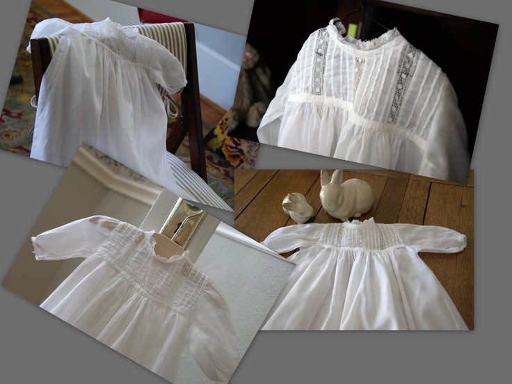 christening gown: Sewing Projects, Christening Gowns