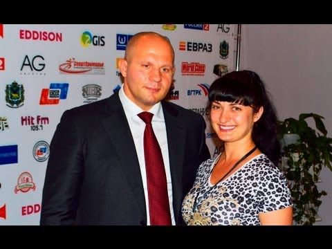 #NHR Фёдор Емельяненко на Кубке РФ по #MMA 2013