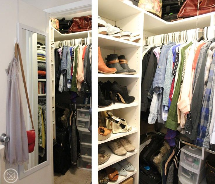 Shopping in your own closet