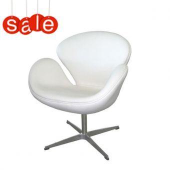 Poltrona Swan - design Arne Jacobsen