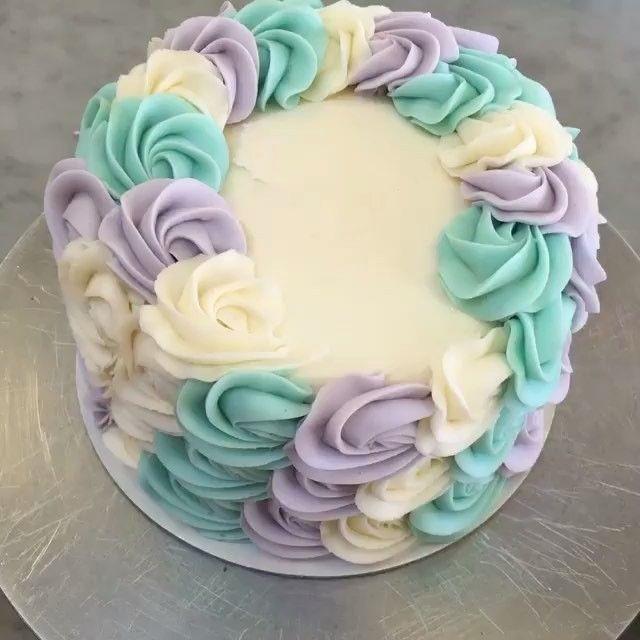 cake decorating technique - Cake Decor