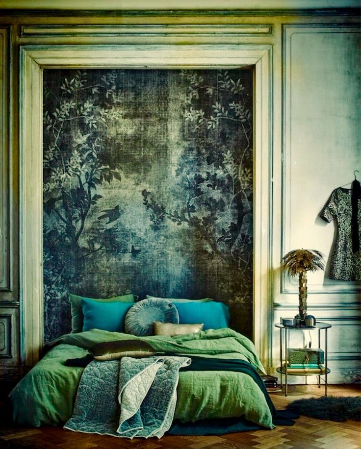 6397 Best My Peacock Blue Bedroom Images On Pinterest Blue Bedrooms Blue Rooms And Peacock Blue