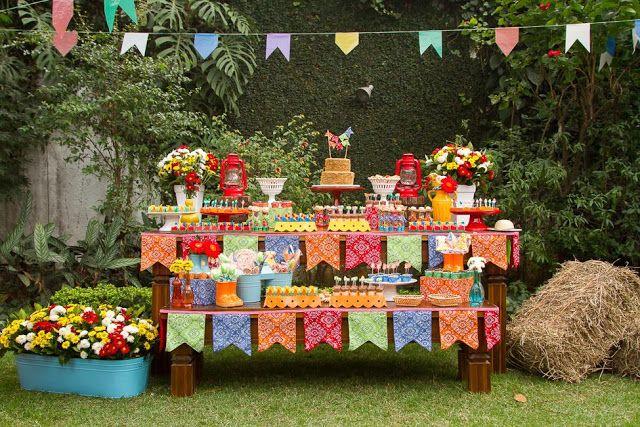 Encontrando Ideias: Festa Junina!