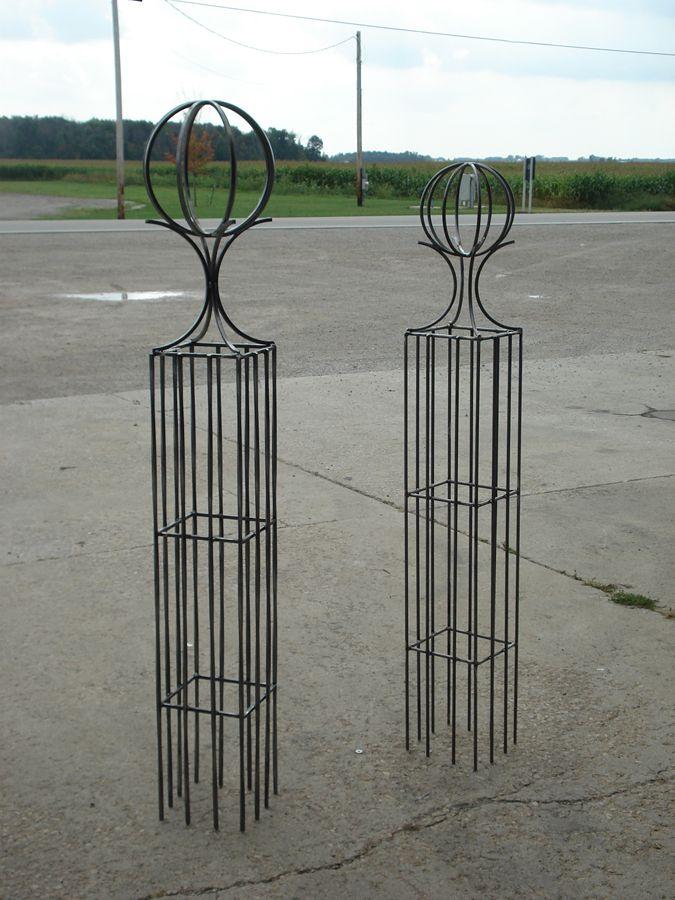 welded garden art | Past Projects