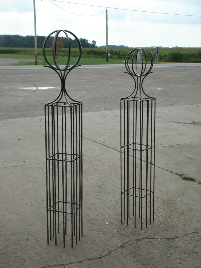 welded garden art   Past Projects