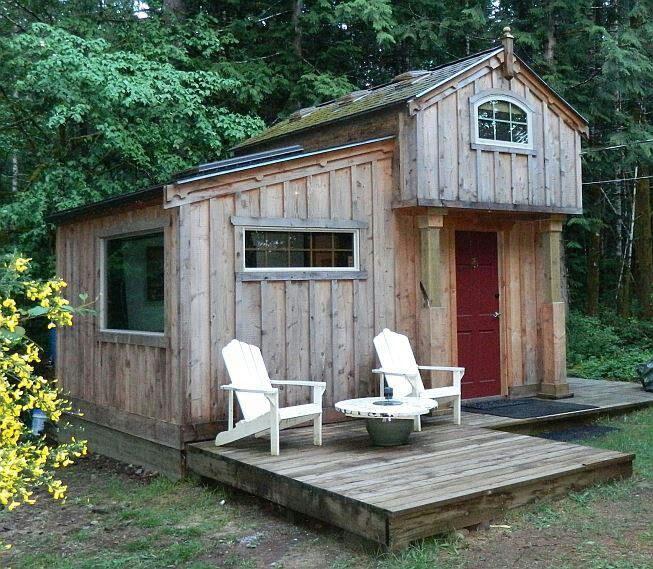 Redhead Log Cabins 54
