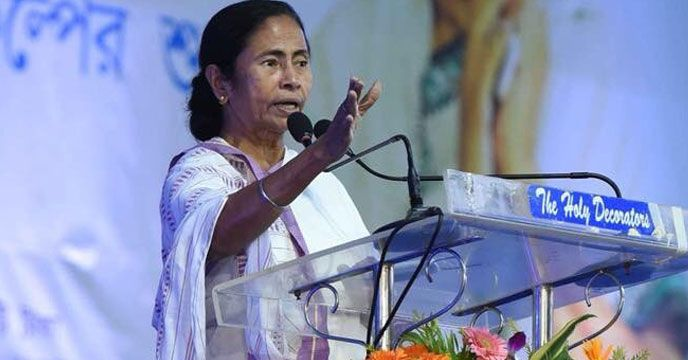 Nadia: Addressing an administrative meeting at Krishnanagar, Mamata directed SP Sheesh Ram Jhajharia, who attended the meeting, to take immediate action once a crime is committed. Bengal CM Mamata Banerjee alleged that contract killers from Bangladesh were coming to Nadia to commit murders....