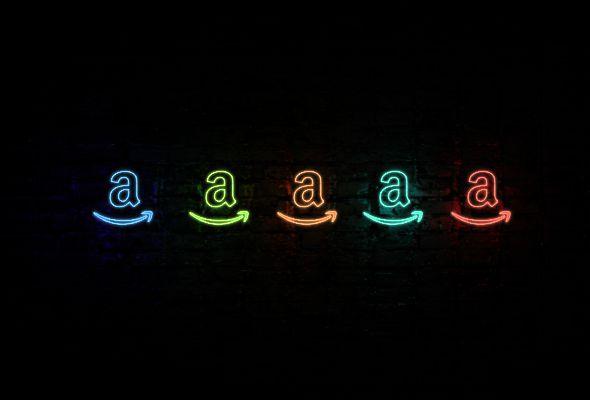 #amazon #neon #icons  Amazon neon icons | Neon icons pack  https://gumroad.com/l/EyAl