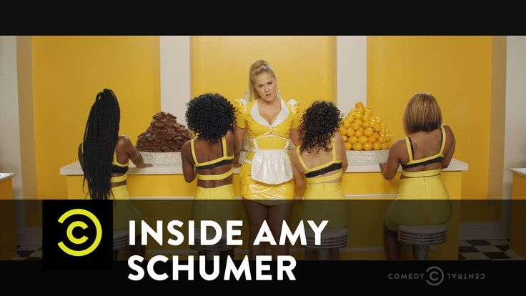 Hilarious - Inside Amy Schumer - Milk Milk Lemonade - Note:  Not for the easily offended!  NL