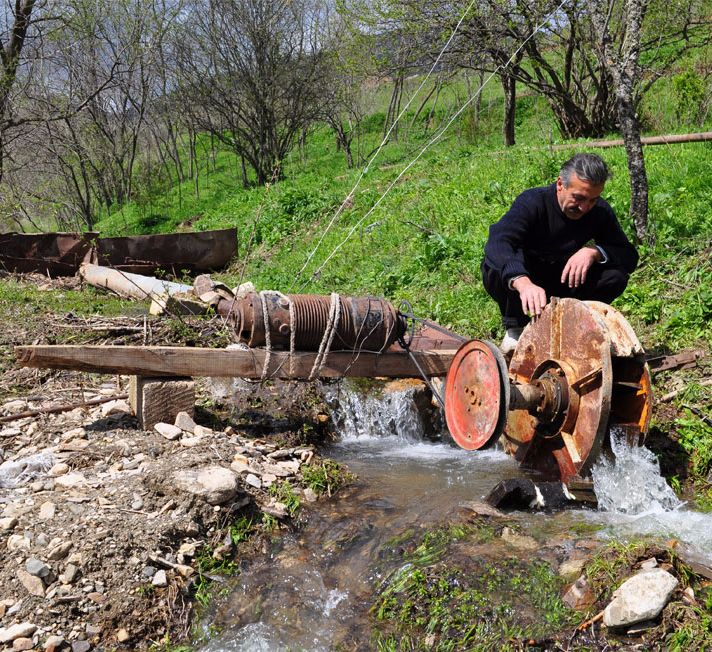 Как соорудить мини-ГЭС своими руками
