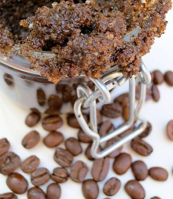 Scrub caffé e zucchero