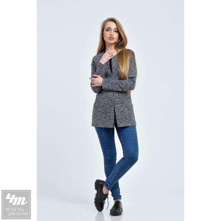 Кардиган Leo Pride «Молния KM 1287» (Серый) http://lnk.al/48ma  Материал: трикотаж кукуруза (соты)  #стиль #стильно #наряды #стильные #стильномодномолодежно #стильныйобраз #стильныештучки #стильное #стильномодно