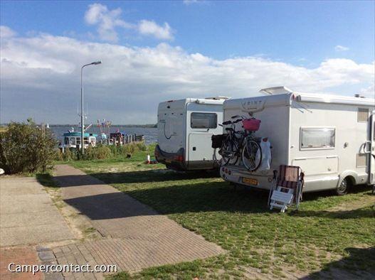 Camperplaats Lauwersmeerplezier in Lauwersoog (Nederland) | Campercontact