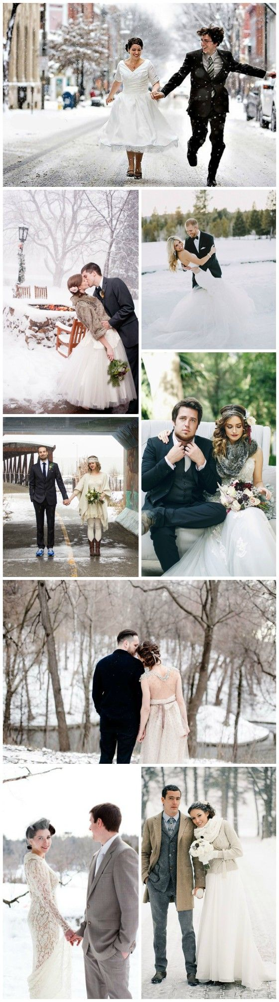 19 besten Winter Wedding Bilder auf Pinterest | Winterhochzeit ...