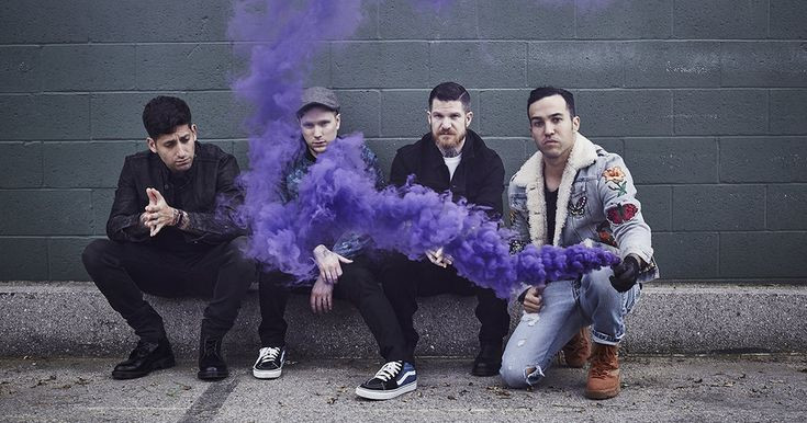 Fall Out Boy THE M A  N   I    A TOUR dates