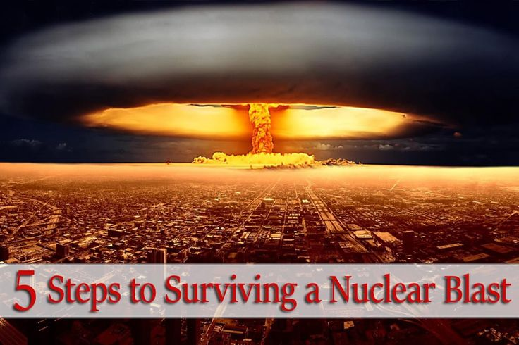 We've seen far too many apocalyptic movies to understand how devastating nuclear aftermaths are. But how does one survive in reality when the bombs start to fall? Countries are becoming more powerful