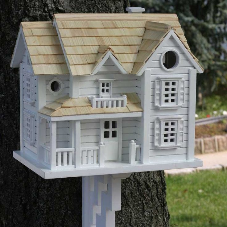 Kingsgate Cottage Bird House | Yard Envy , $67.99