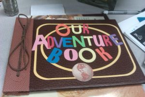 DIY Our Adventure Book