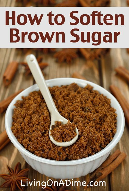 8 Ways to Soften Brown Sugar