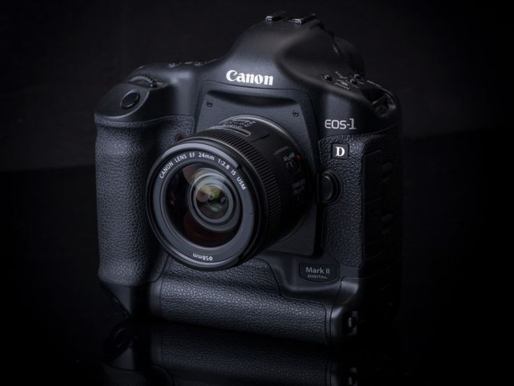 Charming Remembering The Canon 1D Mk II, The Only Camera That Got Me A Date | D,  Canon And As Images