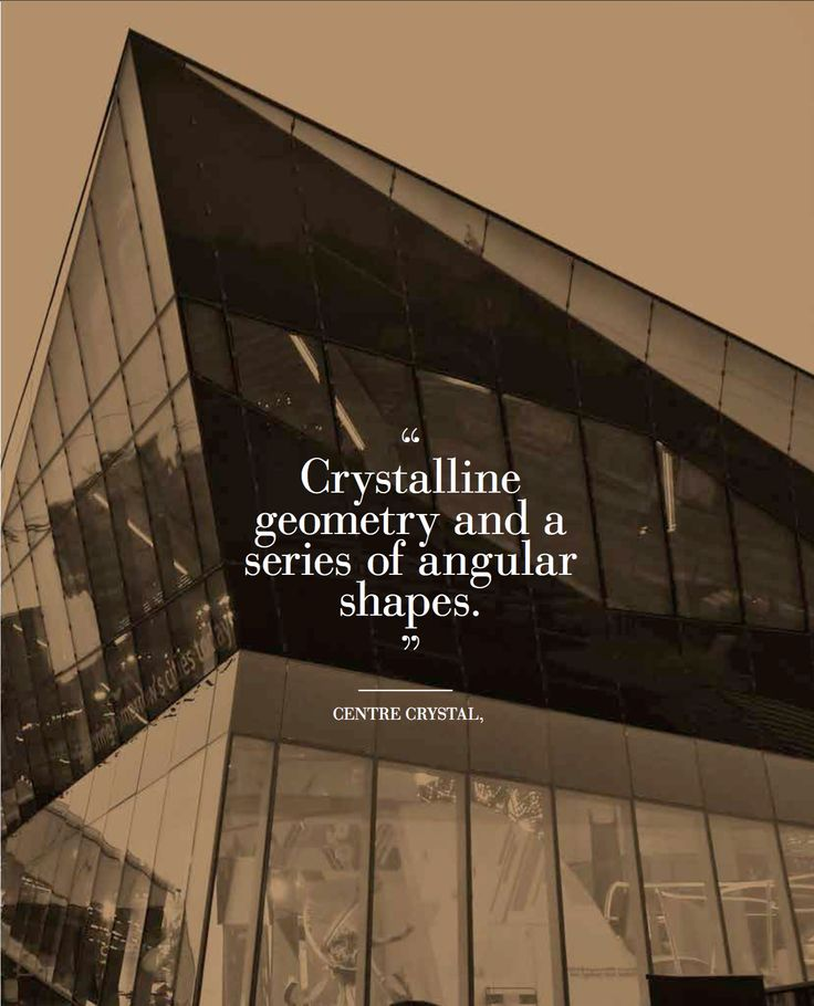 Centre Crystal | Inspiration