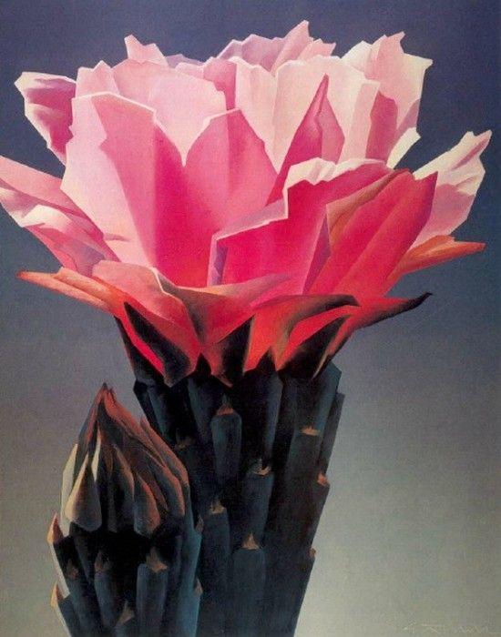 ed mell flowers | Ed Mell (American, 1942)