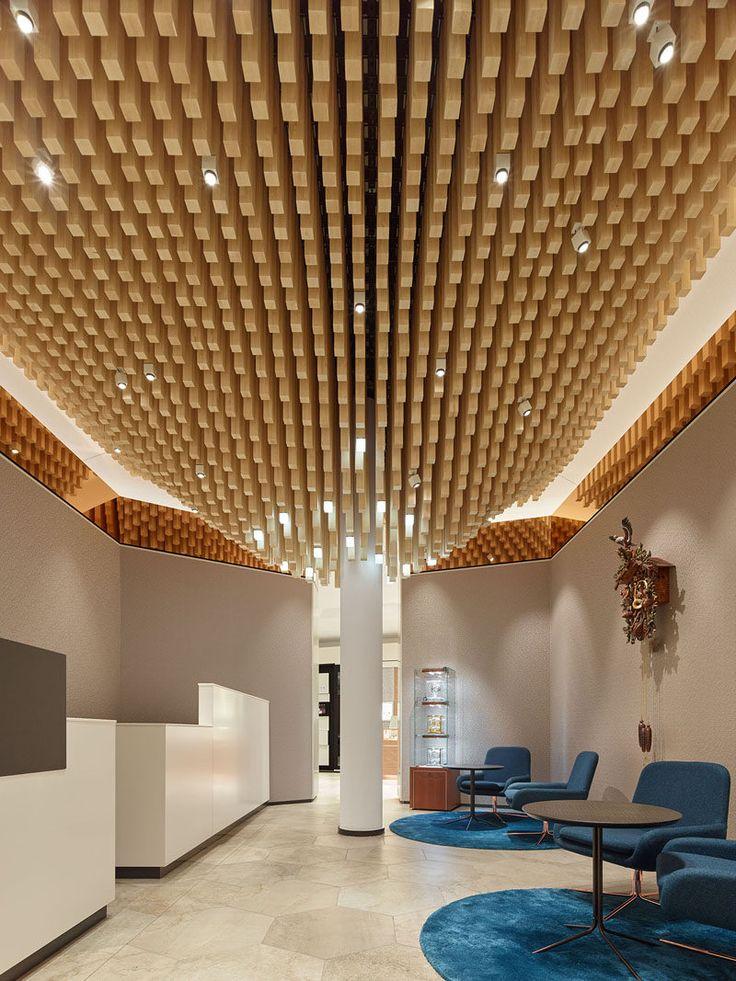 Top 25 Best Modern Ceiling Design Ideas On Pinterest