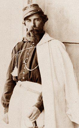 István Türr, conosciuto come Stefano Turr (Baja 1825 - Budapest 1908) Militare e politico ungherese è noto in Italia per la grande parte avuta nella campagna dei Cacciatori delle Alpi e nella spedizione dei Mille.