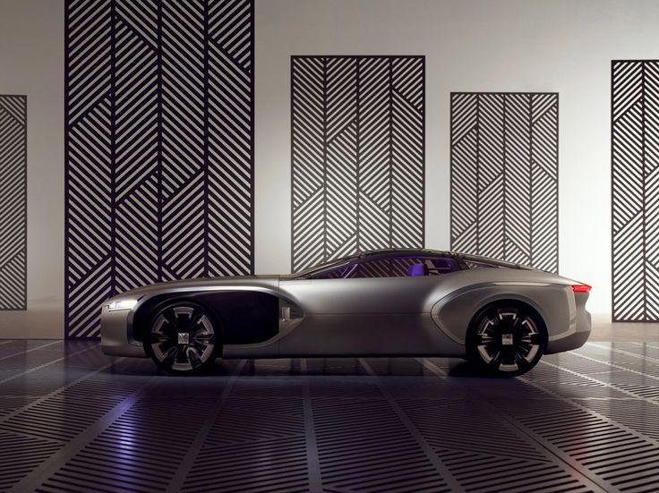 Renault Marks Anniversary Of Le Corbusieru0027s Death With Modernist Inspired  Concept Car.