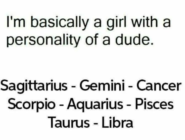 Hell yes !!! I tag along with my guy cousins and plus I act like a guy all the time #cancer