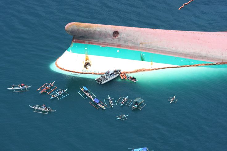 June 22, 2008 – Typhoon Fengshen hits the Philippines and capsizes the ferry MV Princess of the Stars, leaving hundreds dead or missing.