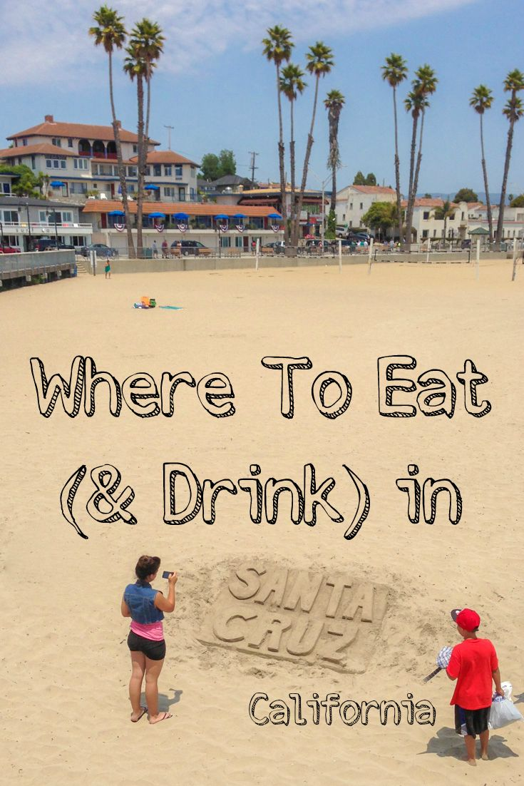 The top places to eat in Santa Cruz, California: http://www.everintransit.com/places-to-eat-in-santa-cruz-ca/