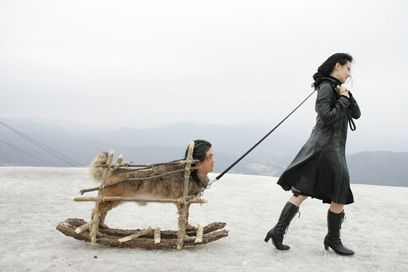 B-Movies of the Digital Age: Sympathy for Lady Vengeance (2005)