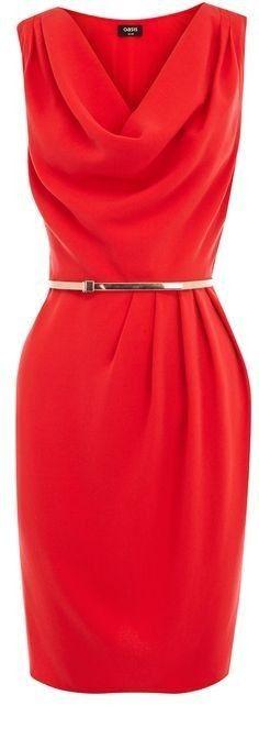 Beautiful red dress ❤❤
