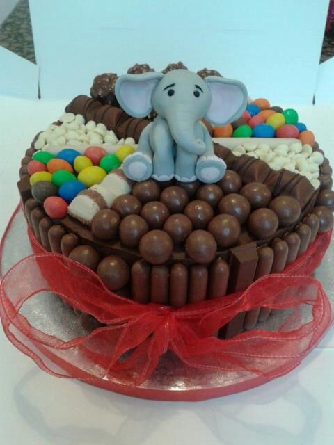 Ultimate chocolate sweety cake