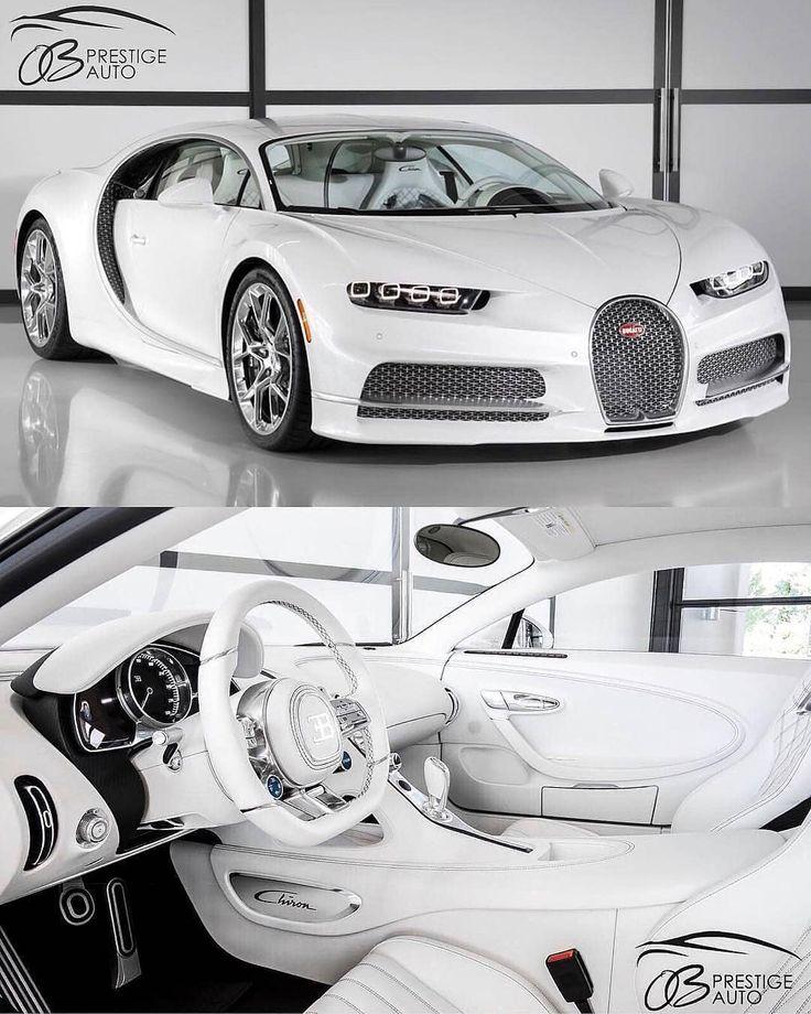 Schneewittchen Bugatti Chiron – Interieur & Exterieur