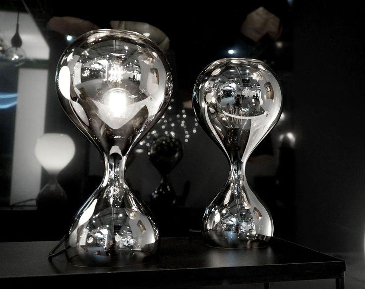 Blubb - Next Lighting                                                                                                     #glass lamp #table lamp #floor lamp