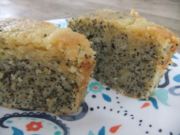 Orange Poppyseed w/ marmalade glaze
