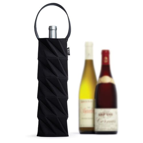builts origami wine tote