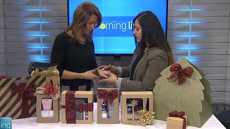 Co-Founder of Allure Body Bar, Alaa Abassi talks about protecting your skin in the winter on CHCH Morning live with Butterme Body products.