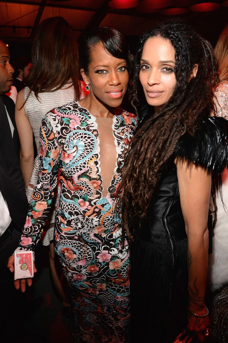 Regina King in Nicolas Jebran and Lisa Bonet   - HarpersBAZAAR.com
