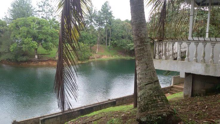 Mirador, lago Gatún, Panamá
