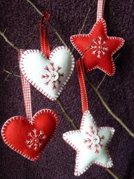 christmas made from felt - Google Search