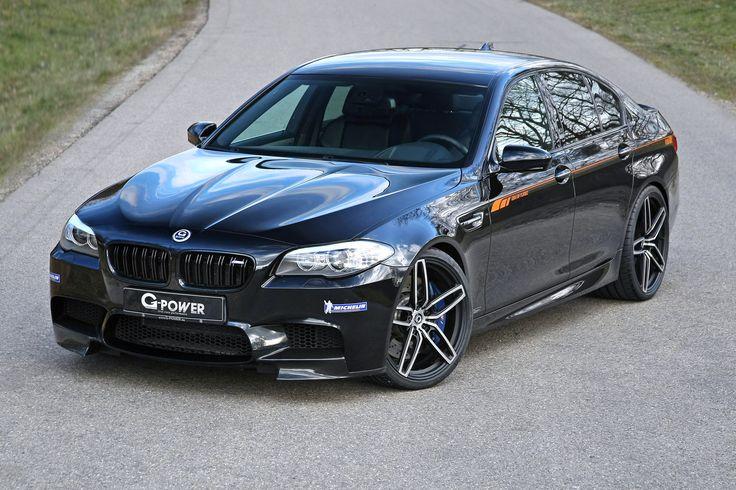 BMW F10 M5 by G-Power - TuningCult.com