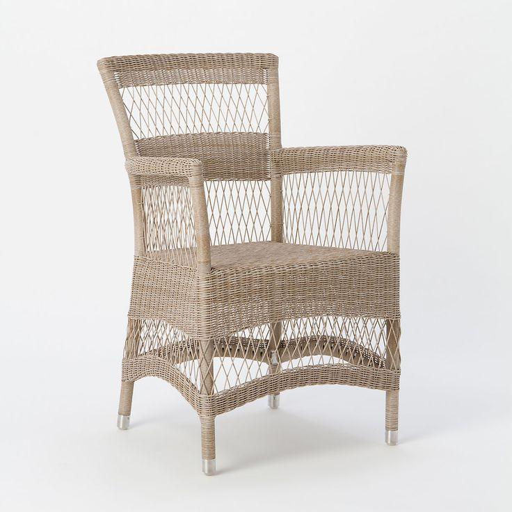 Open Weave Stripe Chair 20 best CHAIRS